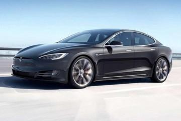 特斯拉ModelS高性能版被外媒评为全球最好现代大马力轿车之一