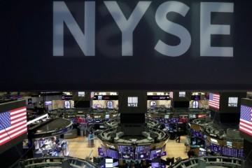 美股全线反弹道指涨近500点瑞幸大涨逾15%